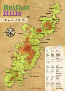 Townlands map