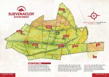 Slievenacloy Heritage map