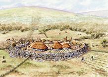 Ballyaghagan Cashel