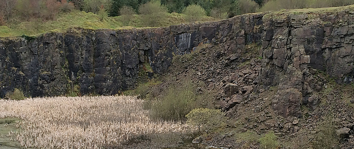 Quarries and Cliffs